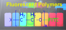 Fluorescent polymers