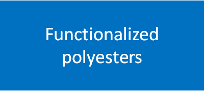 Polyesters (functional)
