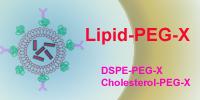 Lipid-PEGs